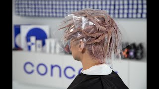 Concept How to create the ideal blond