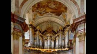 Johann Pachelbel: Ciacona (Chaconne) in D minor