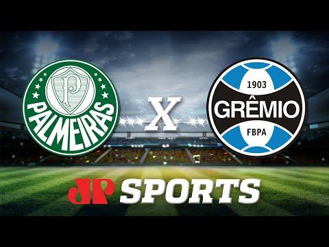AO VIVO: Palmeiras x Grêmio - 24/11/19 - Brasileirão - Futebol JP