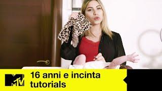 16 Anni E Incinta 8: Tutorial - Dalila e il vestitino per l'aperitvo (video esclusivo)