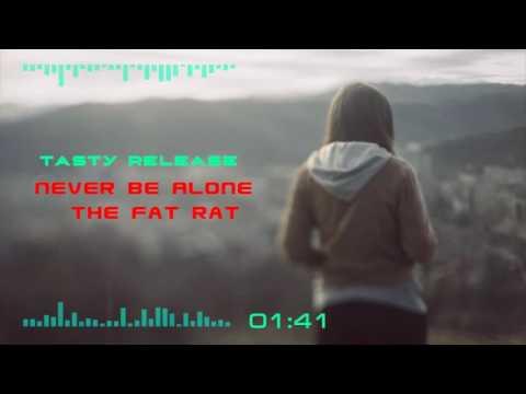 Never Be Alone - Audio spectrum