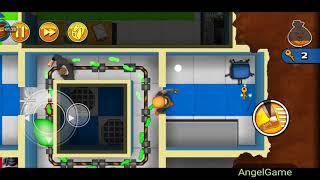 Robbery Bob - Bonus Chapter (EXTRA) Level 13 Gameplay Video