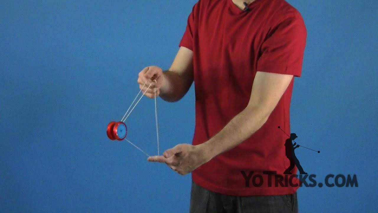 how to use a yoyo for beginners