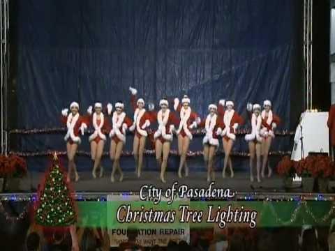 Pasadena Christmas Tree Lighting