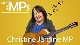 E28: Christine Jardine MP - #MeetTheMPs