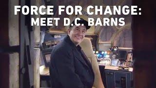 Repeat youtube video Star Wars: Force for Change - Meet Winner D.C. Barns