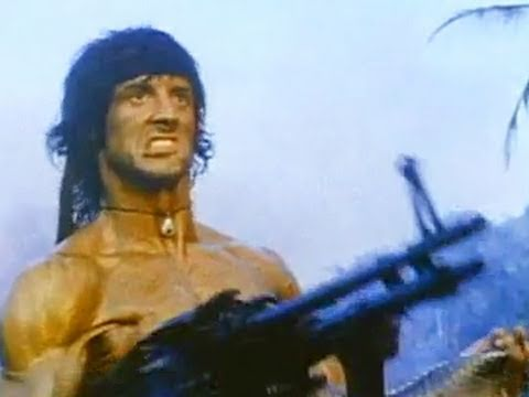Rambo 2 (First Blood Part II) - Official Trailer - YouTube