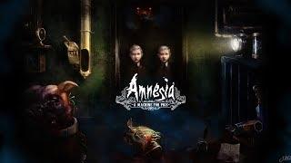 İKİ AYAKLI DOMUZCUK  !| Amnesia: A Machine For Pigs Türkçe Anlatım - Bölüm 3