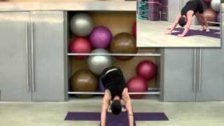 Yoga Warm Up, Intermediate with Bryan Jones