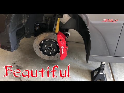 My 2018 Charger Scatpack gets G2 caliper paint.  How i did it.   ✔️