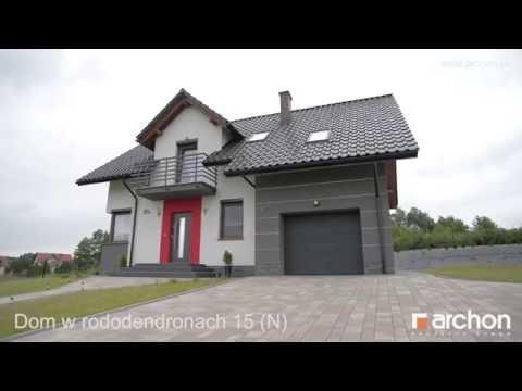 Film Z Realizacji Projektu Archon Dom W Rododendronach 15