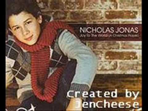 Nicholas Jonas - Joy To The World [No Lead]