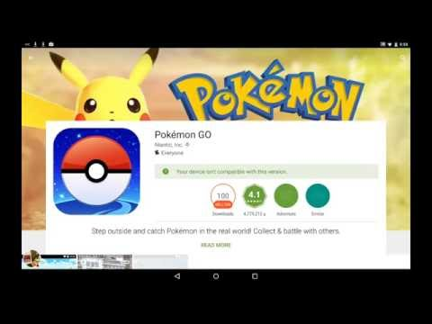 How To Install Pokemon GO On Any Android Phone Or Tablet