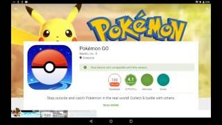 Install Pokemon GO on any Android phone or tablet