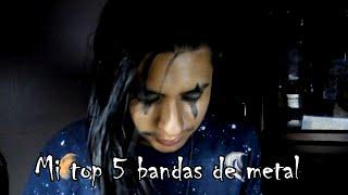 Top 5 bandas de Metal