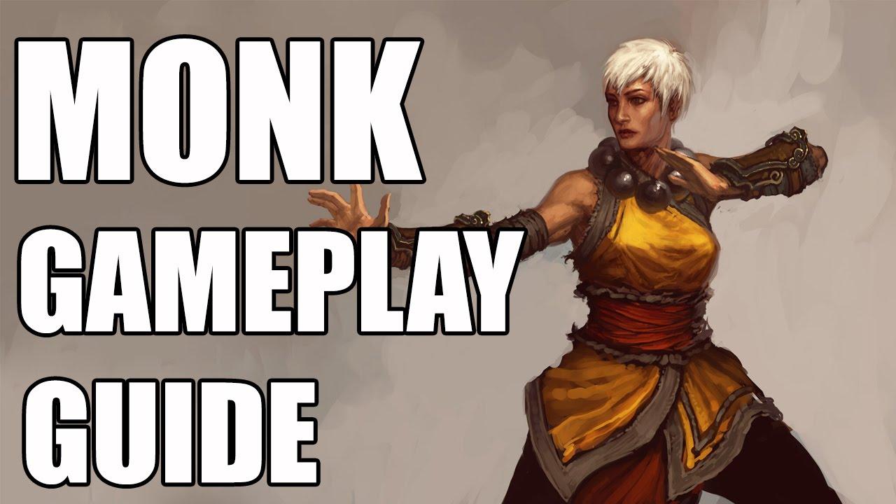 Download Diablo 3 - RoS PTR Physical Monk Build Gameplay