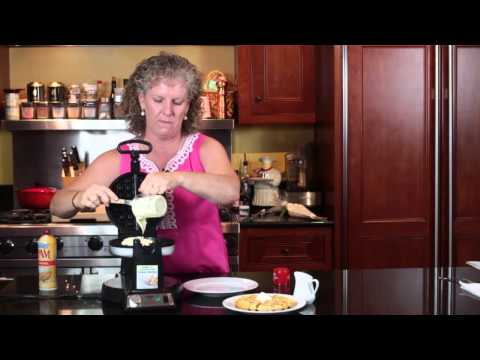 How To Use A Waffle Maker : Easy Southern Cooking