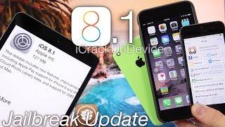 iOS 8.1 Jailbreak Update For iOS 8, Can I Update To 8.1 iPhone 6 Plus, iPad Jailbreak Info & More