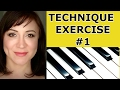 Download Piano Technique Exercise #1 - How to play fast! (Sheet Music) MP3 song and Music Video