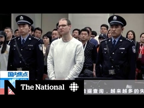 China Invokes Death Sentence For Canadian Convicted Of Drug Trafficking