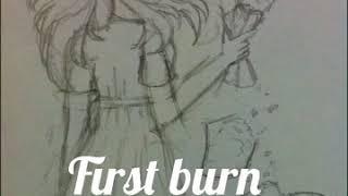 First Burn [Speedpaint] (SunshineTomato88) Mp3