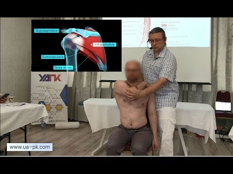 Болит плечо после массажа