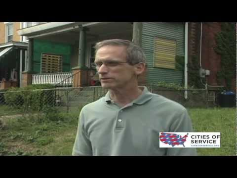 """Cities of Service: Pittsburgh's """"Sustainable Home Improvement Partnership"""""""