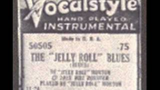 Jelly Roll Morton - Blackbottom Stomp-1926
