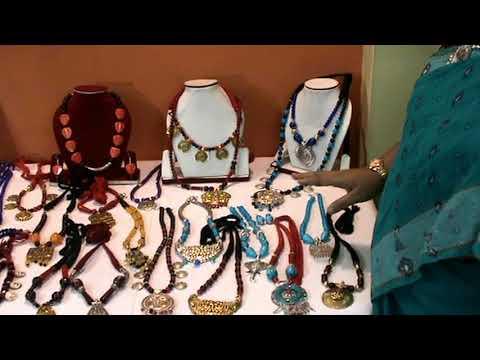 Handmade Jewellery Making Classes Part - 1 / Debjani Creations Tutorial