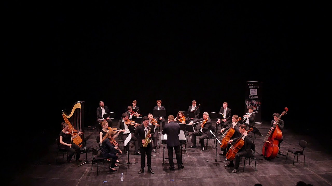 "Carlos Ordonez - J. Ibert: ""Concertino da camera"""