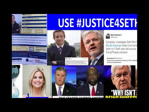 #Justice4Seth - Seth Rich - Kim DotCom - James Comey Double-Cross of Trump #ComeyFiring