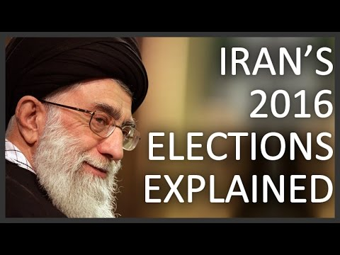 Iran's 2016 elections explained