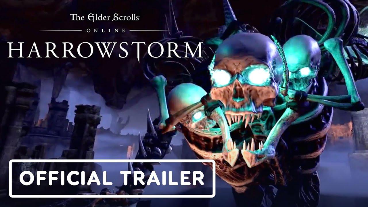 The Elder Scrolls Online: Harrowstorm - Tráiler oficial del juego + vídeo