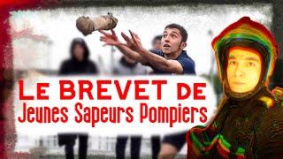 Les Épreuves Sportives Du BREVET DE JEUNES SAPEURS POMPIERS [FireCast #229]