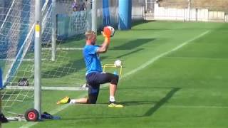 FC Schalke 04 Goalkeepers Training [ 22.07.2018 ]