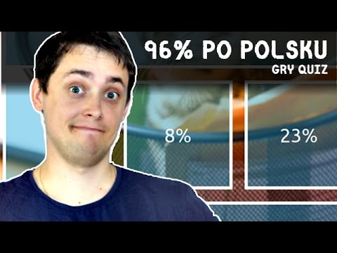 96% PO POLSKU | GRY QUIZ | GRY ANDROID