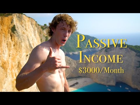 Passive Income - How I make $3000 A Month