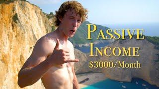 Passive Income - H๐w I make $3000 A Month