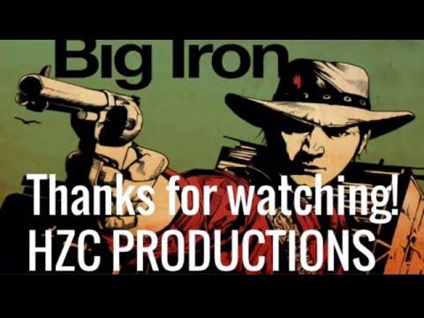 Big iron lyrics HZC