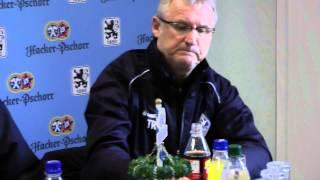 Pressekonferenz 23.04 2012  TSV 1860 München II vs. SV Waldhof Mannheim 07