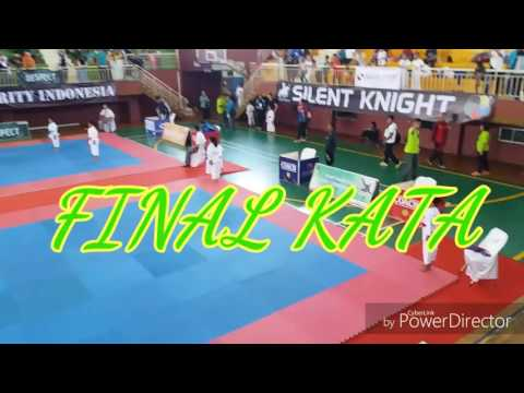 1st SILENT KNIGHT INDONESIA KARATE CHAMPIONSHIP 2017 Mp3