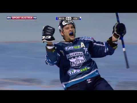 Erste Bank Eishockey Liga 17/18, 3. Runde: Fehérvár AV19 - EC VSV 3:0