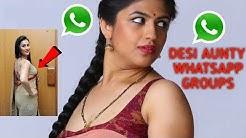 Desi Aunty Whatsapp Group 2019 || TechnicalSougata