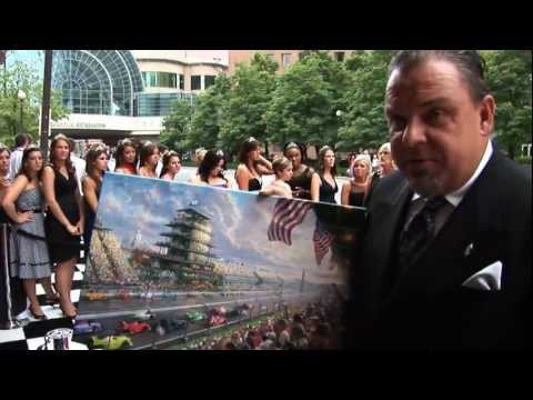 Thomas Kinkade Interview