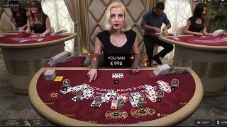 2400€ VS Live Blackjack HIGH STAKES ♣️