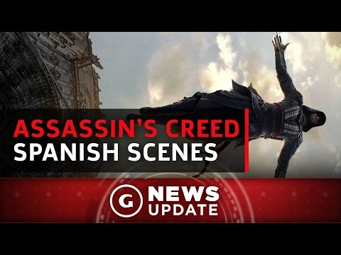 Assassin's Creed Movie's 15th Century Spain Scenes Will Be in Spanish - GS News Update