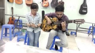 [Guitar cover] Như những phút ban đầu - Hoài Lâm