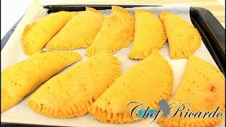 Chicken Patties Recipe: How To Make Jamaican Chicken  Patties