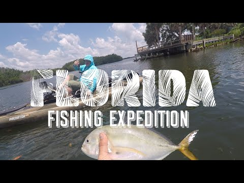 Fishing In Tampa Bay, Weedon Island
