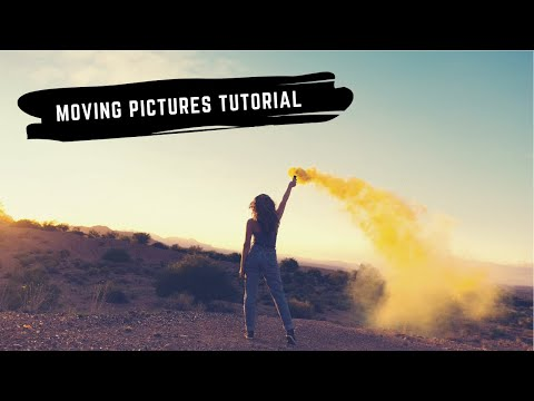 App To Make Moving Pictures On Your Phone